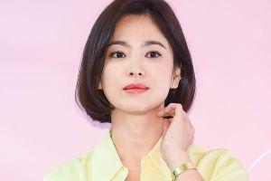 Song Hye Kyo bình thản đi sự kiện, từ chối trả lời tin đồn ly hôn