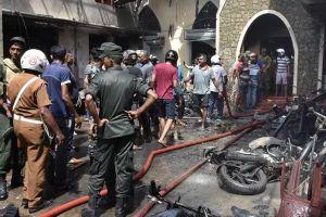 Lễ Phục sinh đẫm máu ở Sri Lanka, gần 700 người thương vong