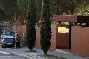 Cựu lính thủy đánh bộ Mỹ bị bắt vì tấn công đại sứ quán Triều Tiên