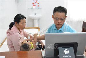 Khám sàng lọc tim bẩm sinh cho trên 1.500 trẻ em tỉnh Đắk Lắk