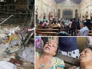 'Lễ Phục sinh đẫm máu' ở Sri Lanka với gần 700 người thương vong