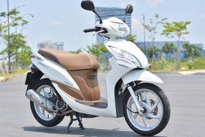 Honda Vision 2013 ra sao sau 44.000 km và 6 năm sử dụng?