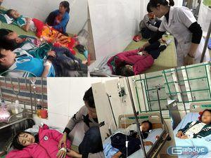 29 học sinh bị ngộ độc tại Thái Nguyên, lại... 'chìm xuồng'?