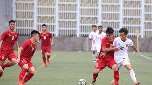 'Đánh rơi vàng', U18 Việt Nam không thể vô địch giải U18 Quốc tế 2019