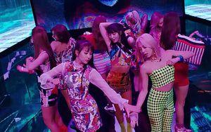 Twice xuất hiện đầy mạnh mẽ, táo bạo hơn với MV comeback 'Fancy'