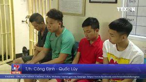 Bắt giữ một loạt vụ sử dụng ma túy trên Bar Hà Nội