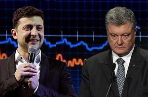 Bầu cử Ukraine: Danh hài Zelenskiy thắng áp đảo Tổng thống Poroshenko