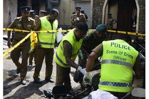 Sri Lanka: Số người chết trong các vụ đánh bom tăng lên 290 người