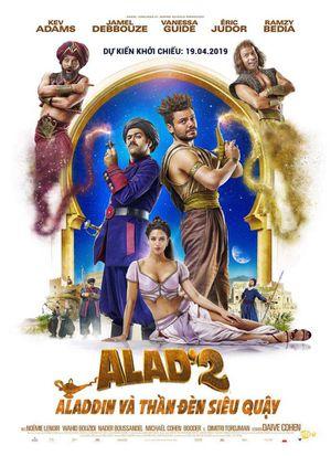 Aladdin và Thần Đèn Siêu Quậy