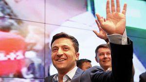 Nước Nga mong đợi gì từ tân Tổng thống Ukraine?