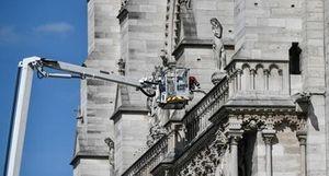 Thách thức khôi phục Nhà thờ Đức Bà Paris