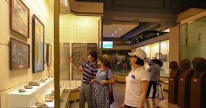 Bảo tàng Lịch sử quốc gia đón hơn 48.000 lượt khách trong Quý I năm 2019