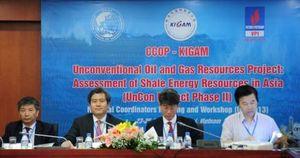 Đẩy mạnh hợp tác quốc tế nghiên cứu đánh giá tiềm năng dầu khí phi truyền thống