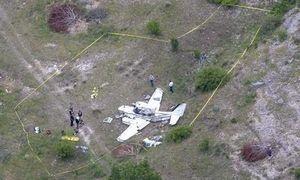 Máy bay rơi khi chuẩn bị hạ cánh ở Mỹ, 6 người chết