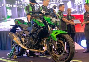 Kawasaki ra mắt bộ đôi Z250 và Z400 SE 2019 dùng chung thiết kế