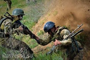 Đọ súng ở Donbass sau bầu cử, binh sĩ Ukraina 1 thiệt mạng, 1 bị thương