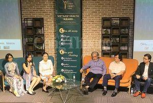 Vietnam Health Award - Giải thưởng đầu tiên vinh danh sức khỏe Việt Nam