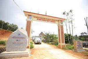 Khánh thành đường vào khu di tích lịch sử quốc gia nơi thành lập Hội Nhà báo Việt Nam