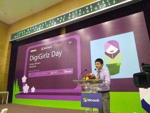 DigiGirlz Day - khuyến khích nữ sinh theo đuổi đam mê công nghệ