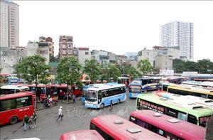 Nghịch lý vận tải khách liên tỉnh ở Hà Nội