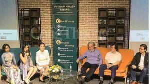 Giải thưởng vinh danh ngành sức khỏe tổ chức tại Việt Nam