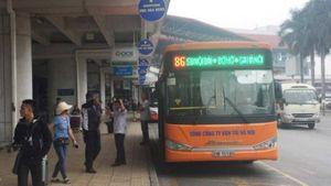 Lộ trình 7 tuyến buýt kết nối sân bay Nội Bài với trung tâm Hà Nội