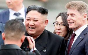 Những khoảnh khắc ấn tượng trước thềm thượng đỉnh Nga - Triều Tiên
