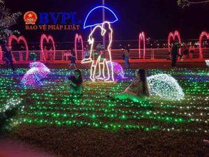 Người dân bức xúc vì đặt 'BOT' tại Lễ hội ánh sáng ở Quảng Bình