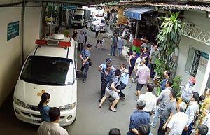 Diễn biến mới vụ tài xế xe cứu thương gây rối tại bệnh viện, cắn bị thương bảo vệ