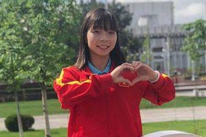 Tuyển thủ nữ Việt Nam sang Thái Lan thi đấu