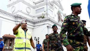 Nhiều nước cảnh báo công dân không tới Sri Lanka