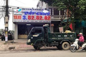 Hé lộ thông tin hãng taxi Đất Cảng bị 'khủng bố' bằng 'bom bẩn'