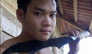 Đối tượng sát hại em gái ruột ở Điện Biên nghiện ma túy, ưa bạo lực