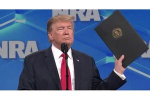 Mỹ sẽ rút khỏi Hiệp ước Buôn bán vũ khí quốc tế Liên hợp quốc