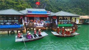 Carnaval Hạ Long chào đón du khách dịp nghỉ lễ 30/4