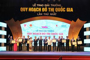 First National Urban Planning Award