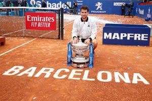 Dominic Thiem vô địch Giải Barcelona Open 2019