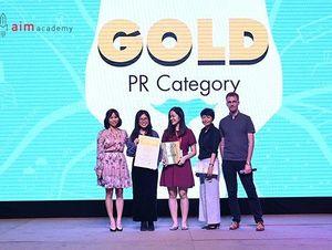 11 sinh viên RMIT Việt Nam giành giải thưởng cuộc thi sáng tạo Vietnam Young Lions 2019