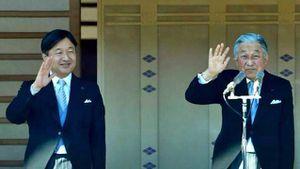 Hôm nay, Nhật hoàng Akihito sẽ thoái ngôi