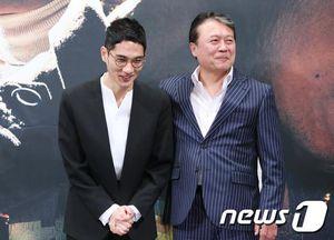 Vừa trở về từ Việt Nam, Esom xinh xắn dự họp báo 'Save Me 2' cùng Han Sun Hwa
