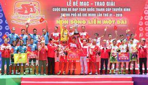 Bike Life Đồng Nai xếp hạng nhì đồng đội Giải đua xe đạp Cúp Truyền hình TP. Hồ Chí Minh