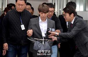 Park Yoochun nhận tội chơi ma túy sau nhiều lần phủ nhận