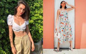 Muốn đẹp xinh trong hè này nàng chỉ cần mặc đơn giản thế này thôi!