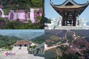 Khu du lịch tâm linh sừng sững trên đất rừng Thạch Thất, Hà Nội