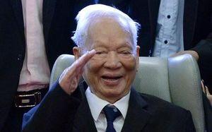 Vĩnh biệt nguyên Chủ tịch nước, Đại tướng Lê Đức Anh!