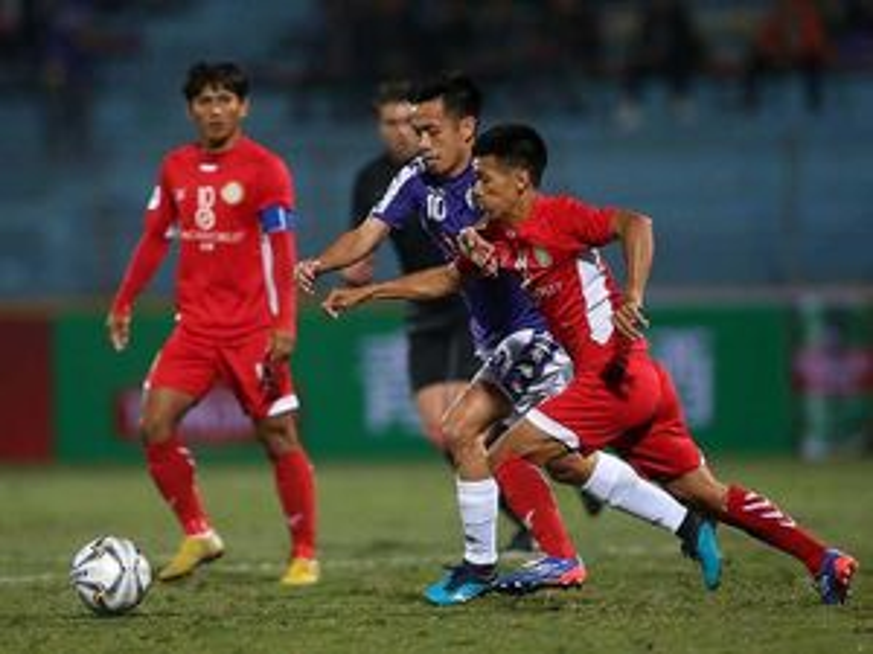 Cơ hội cho Hà Nội và B. Bình Dương ở AFC Cup