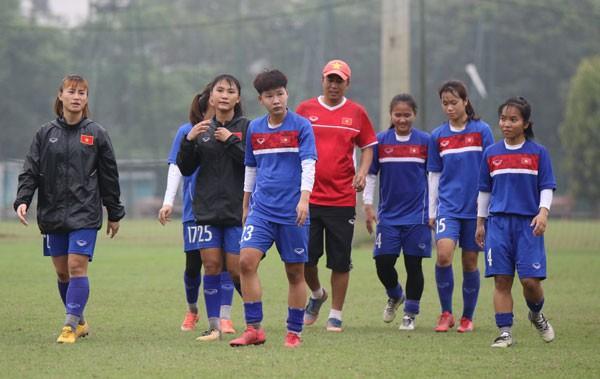 Chốt danh sách U19 nữ Việt Nam dự giải giao hữu tại Trung Quốc