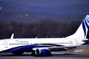 Thêm một máy bay dân dụng Nga trượt khỏi đường băng khi hạ cánh