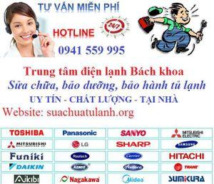 Địa chỉ sửa tủ lạnh National tốt nhất Hà Nội