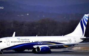 Thêm một máy bay dân dụng Nga trượt khỏi đường băng